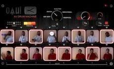 AV Drum Machine