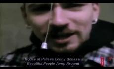 Beautiful People Jump Around